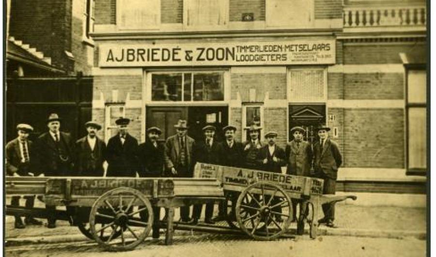 Firma Briedé & Zoon