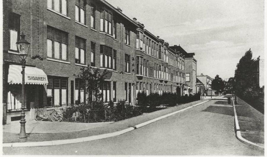 Wilhelmina van Pruisenstraat