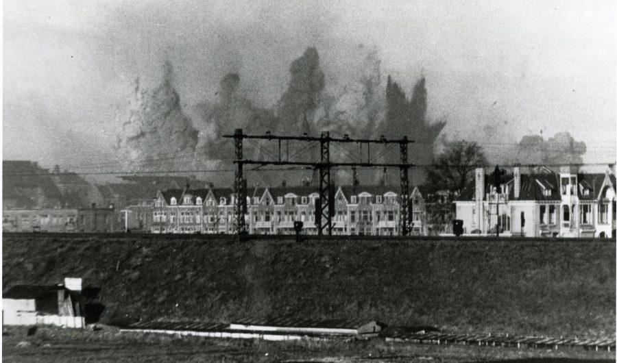 Bezuidenhout in brand