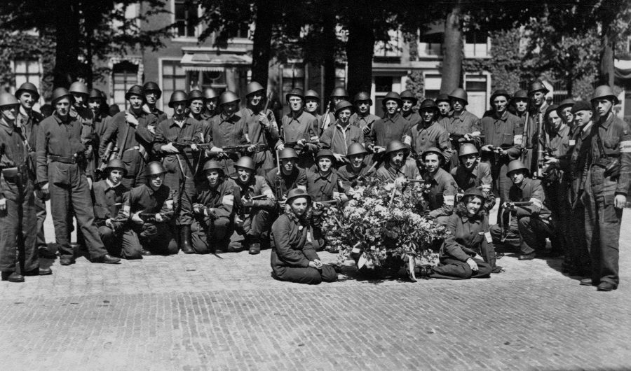 Stootgroep III, een onderdeel van de 2e Compagnie
