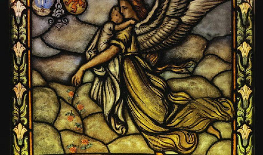 Engel voor Hansje