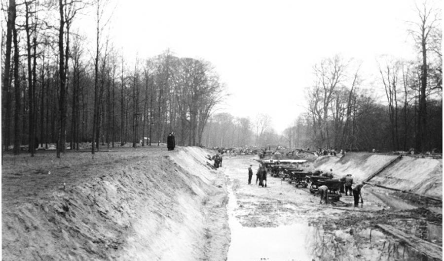 Tankgracht Haagse Bos