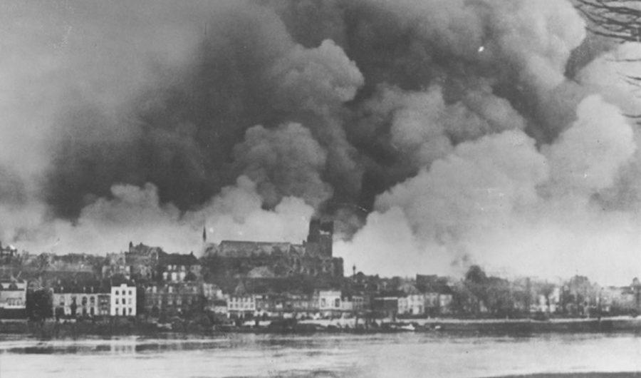 Nijmegen in puin