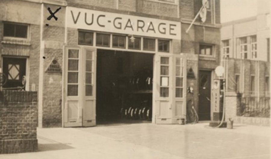 Les in VUC garage