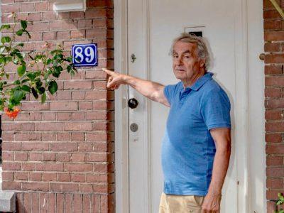 Roel van Duijn was destijds 2 jaar en woonde in de Jacob Mosselstraat 89 (bron: BezuidenhoutNieuws, oktober 2019)