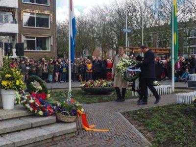 Mevrouw Twaalfhoven was bijna 7 jaar en woonde in de 2e Adelheidstraat  ten tijde van het bombardement