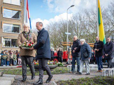 Mevrouw Driesprong-De Gelder was bijna 11 jaar en woonde in de Hendrik Zwaardecroonstraat ten tijde van het bombardement