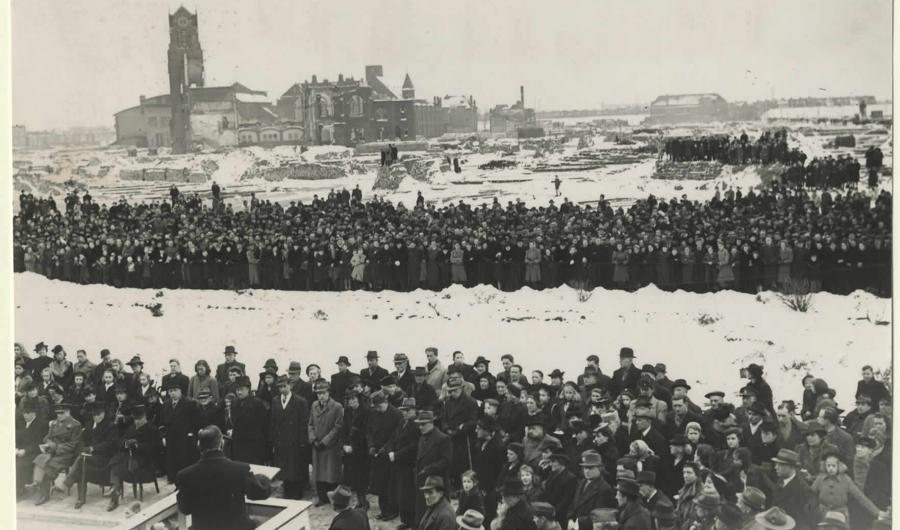 Bezuidenhout remembers