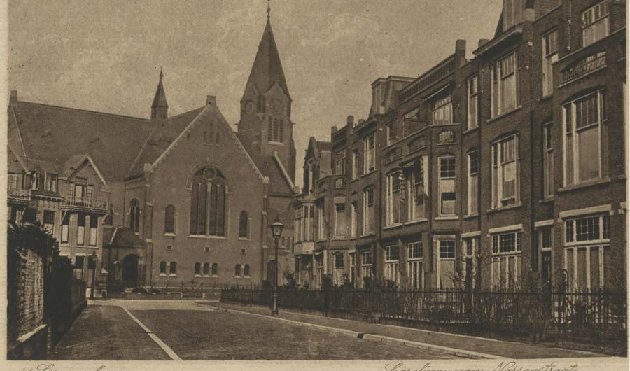 The Wilhelmina Church